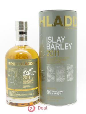Whisky Bruichladdich Islay Barley (70cl) 2011 - Lot de 1 Bottle