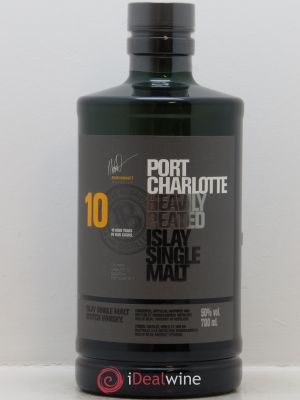 Whisky Port Charlotte 10 aged years (70cl) ---- - Lot de 1 Bottle