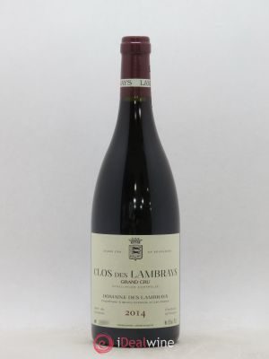 Clos des Lambrays Grand Cru Domaine des Lambrays  2014 - Lot de 1 Bottle