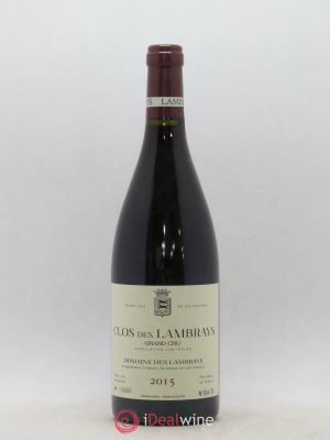 Clos des Lambrays Grand Cru Domaine des Lambrays  2015 - Lot de 1 Bottle