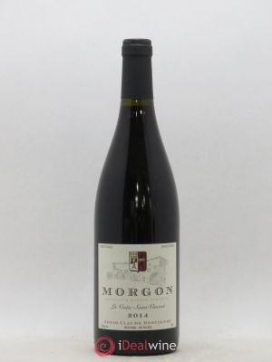 Morgon La Voûte Saint Vincent Louis-Claude Desvignes (Domaine)  (no reserve) 2014 - Lot de 1 Bottle