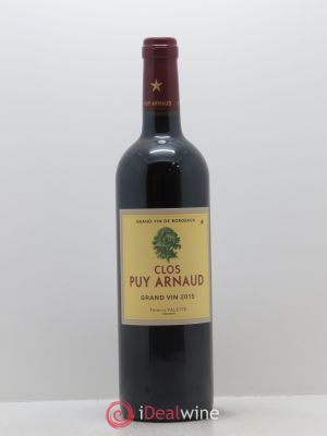 Clos Puy Arnaud  2015 - Lot de 1 Bottle