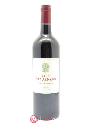 Clos Puy Arnaud  2010 - Lot de 1 Bottle