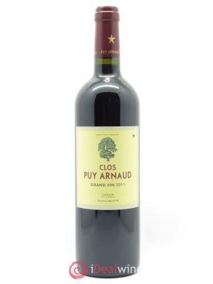 Clos Puy Arnaud  2011 - Lot de 1 Bottle