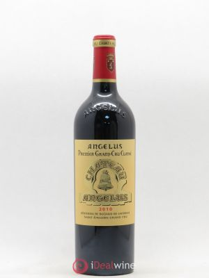 Château Angélus 1er Grand Cru Classé A  2010 - Lot de 1 Bottle
