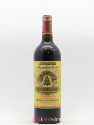 Château Angélus 1er Grand Cru Classé A  2000 - Lot de 1 Bottle