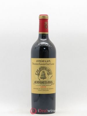Château Angélus 1er Grand Cru Classé A  2009 - Lot de 1 Bottle