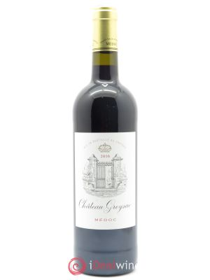 Château Greysac Cru Bourgeois  2016 - Lot de 1 Bottle