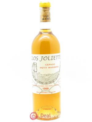 Jurançon Clos Joliette  1999 - Lot de 1 Bottle