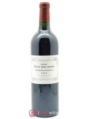 Château Moulin Saint Georges  2009 - Lot de 1 Bottle