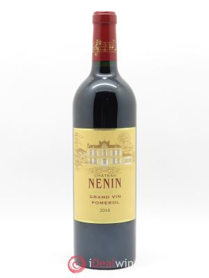 Château Nenin  2014 - Lot de 1 Bottle