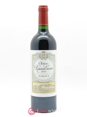 Château Rauzan Gassies 2ème Grand Cru Classé  2015 - Lot de 1 Bottle