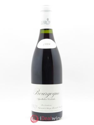 Bourgogne Leroy SA  1999 - Lot de 1 Bottle