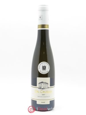 Riesling Dr. Crusius Traisen Eiswein  2007 - Lot de 1 Half-bottle