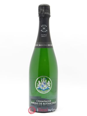 Extra Brut Domaines Barons de Rothschild  ---- - Lot de 1 Bottle