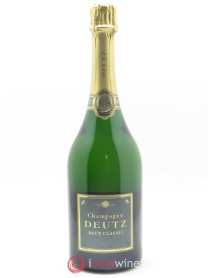 Brut Classic Deutz  ---- - Lot de 1 Bottle