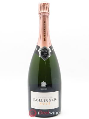 Rosé Brut Bollinger  ---- - Lot de 1 Bottle