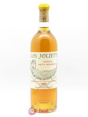 Jurançon Demi-Sec Clos Joliette  1998 - Lot de 1 Bottle
