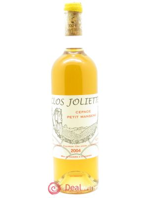Jurançon Clos Joliette  2004 - Lot de 1 Bottle