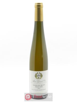 Pinot Gris Grand Cru Brand Sélection Grains Nobles Albert Boxler (50cl) 2011 - Lot de 1 Bouteille