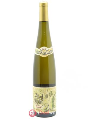 Riesling Grand Cru Grand Cru Brand K Albert Boxler  2016 - Lot de 1 Bottle