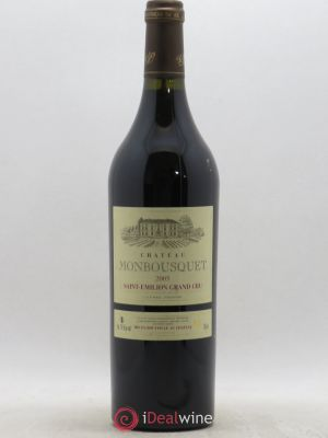 Château Monbousquet Grand Cru Classé  2005 - Lot de 1 Bottle