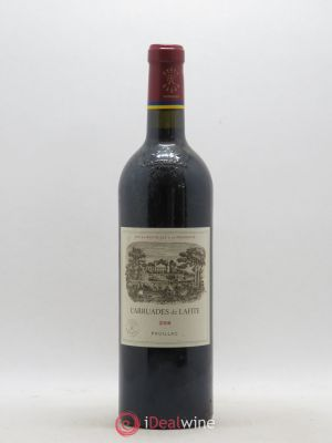 Carruades de Lafite Rothschild Second vin  2008 - Lot de 1 Bouteille