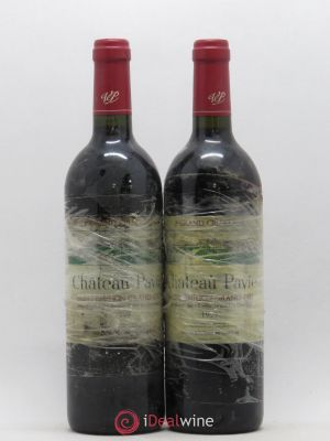 Château Pavie 1er Grand Cru Classé A  1999 - Lot de 2 Bottles