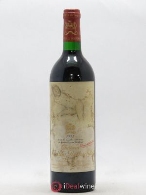 Château Mouton Rothschild 1er Grand Cru Classé  1993 - Lot de 1 Bottle