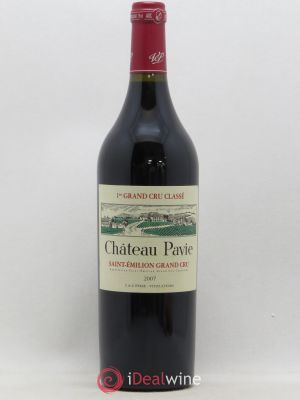 Château Pavie 1er Grand Cru Classé A  2007 - Lot de 1 Bottle