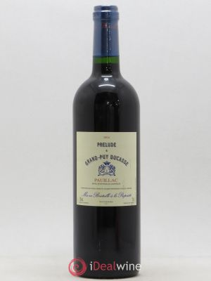 Prélude à Grand Puy Ducasse Second Vin  2004 - Lot de 1 Bouteille