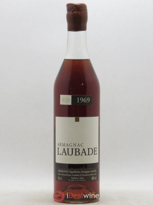 Bas Armagnac Domaine de Laubade  1969 - Lot de 1 Bottle
