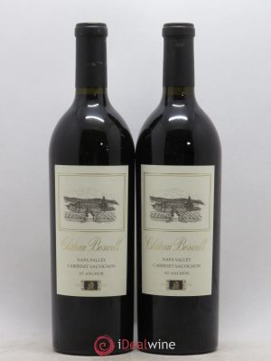 USA Napa Valley Cabernet Sauvignon Château Boswell At Anchor 2013 - Lot de 2 Bottles