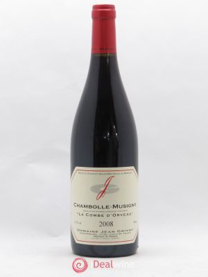 Chambolle-Musigny Combe d'Orveau Jean Grivot  2008