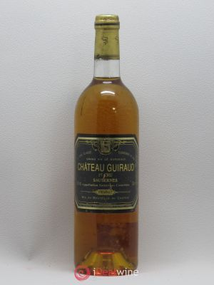 Château Guiraud 1er Grand Cru Classé  1996 - Lot de 1 Bottle