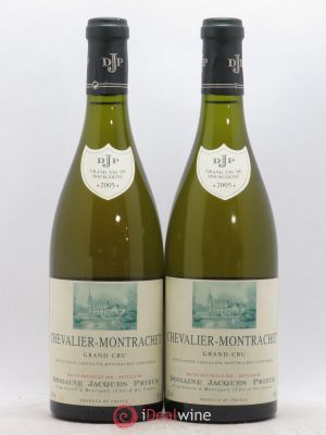 Chevalier-Montrachet Grand Cru Jacques Prieur (Domaine)  2005 - Lot de 2 Bottles