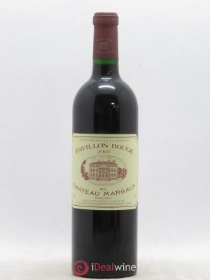 Pavillon Rouge du Château Margaux Second Vin  2003 - Lot de 1 Bottle