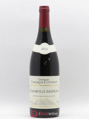 Chambolle-Musigny Confuron-Cotetidot  2012 - Lot de 1 Bouteille