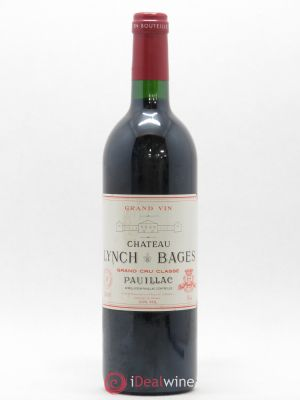 Château Lynch Bages 5ème Grand Cru Classé  2003 - Lot de 1 Bottle