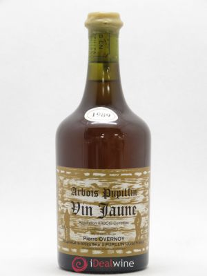 Arbois Pupillin Vin jaune Pierre Overnoy (Domaine)  1989 - Lot de 1 Bottle