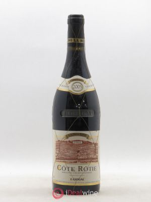Côte-Rôtie La Mouline Guigal  2005 - Lot de 1 Bottle