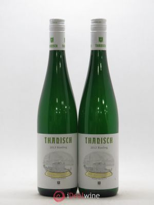 Riesling Dr. H. Thanisch 2013 - Lot de 2 Bottles