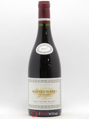 Bonnes-Mares Grand Cru Jacques-Frédéric Mugnier  2017 - Lot de 1 Bottle