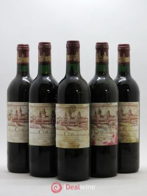 Cos d'Estournel 2ème Grand Cru Classé  1986 - Lot de 5 Bottles