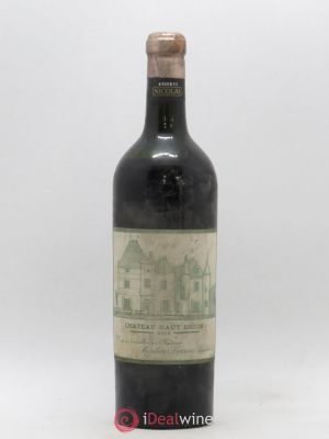Château Haut Brion 1er Grand Cru Classé  1918 - Lot de 1 Bottle
