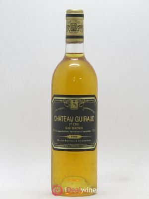 Château Guiraud 1er Grand Cru Classé  1988 - Lot de 1 Bottle