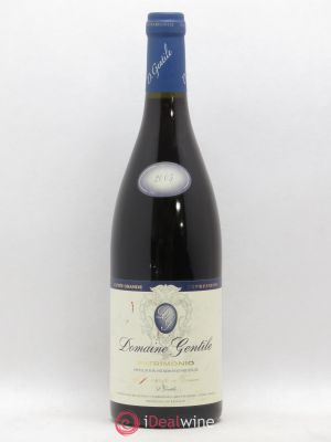 Patrimonio Domaine Gentile Cuvée Grande Expression  (no reserve) 2005 - Lot de 1 Bottle