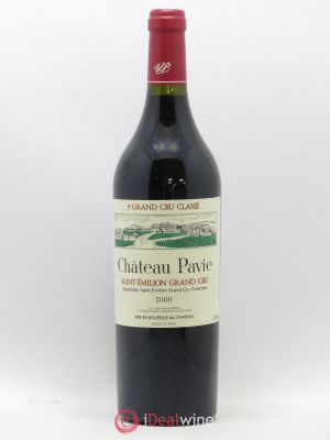 Château Pavie 1er Grand Cru Classé A  2000 - Lot de 1 Bottle