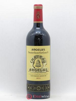 Château Angélus 1er Grand Cru Classé A  2014 - Lot de 1 Bottle