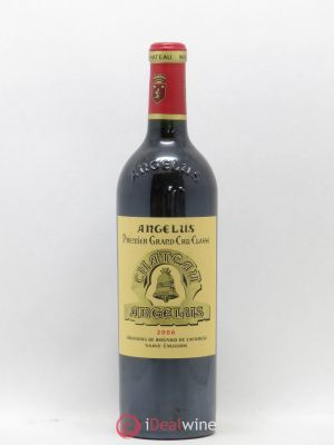 Château Angélus 1er Grand Cru Classé A  2006 - Lot de 1 Bottle